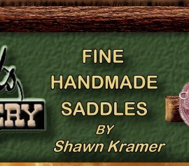 Fine Handmade Saddles by Shawn Kramer