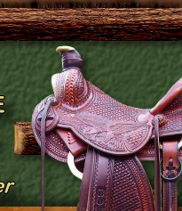 Sandhills Saddlery, Custom Made Western Saddles and Tack by Shawn